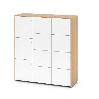 Biuro spinta Personal Lockers